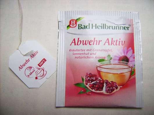 <strong>Bad Heilbrunner</strong> Abwehr Aktiv Kräutertee