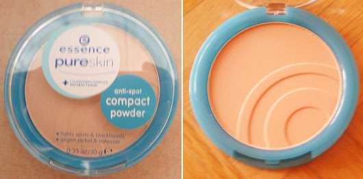 <strong>essence pure skin</strong> anti-spot compact powder - Farbe: 01 beige