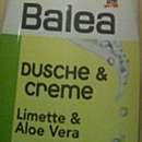 Balea Dusche & Creme Limette & Aloe Vera