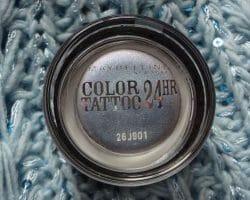 Produktbild zu Maybelline New York Eyestudio Color Tattoo 24HR Gel-Cream Eyeshadow – Farbe: 85 Light In Purple
