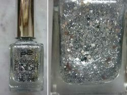 Produktbild zu p2 cosmetics glamorous finish glitter top coat – Farbe: 030 let's dance!