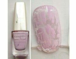 Produktbild zu IsaDora Graffiti Nail Top – Farbe: 817 Soap (LE)