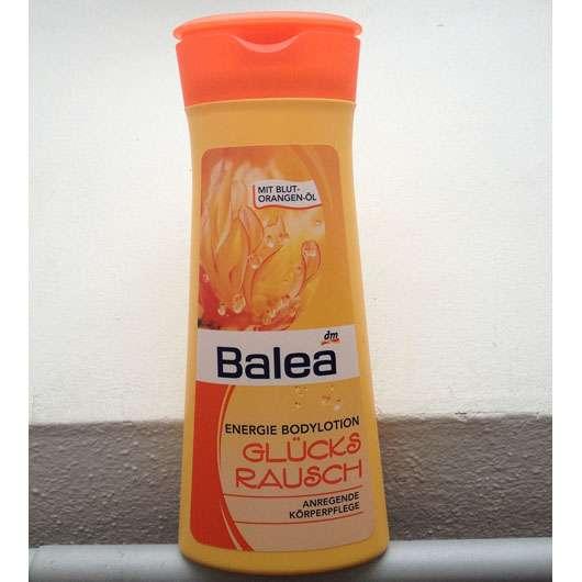 Balea Energie Bodylotion Glücksrausch (anregende Körperpflege)
