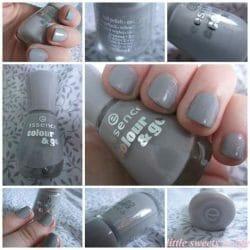 Produktbild zu essence colour & go nail polish – Farbe: 142 grey-t to be here