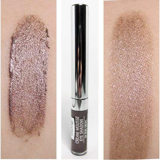 IsaDora Cream Mousse Eye Shadow, Farbe: 28 Gun Metal