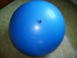 Produktbild zu Sportsline Gymnastikball
