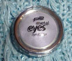 Produktbild zu p2 cosmetics metal eyes eye shadow – Farbe: 060 lilay butterfly
