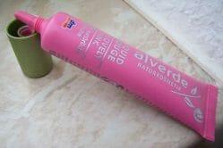 Produktbild zu alverde Naturkosmetik Liquid Rouge – Farbe: 10 Lovely Pink