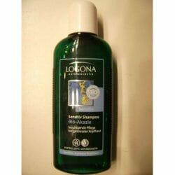 Produktbild zu LOGONA Sensitiv Shampoo Bio-Akazie