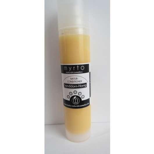 myrto-naturalcosmetics Sanddorn-Honig Natur-Conditioner