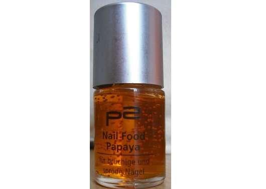 p2 Nail Food Papaya (für brüchige und spröde Nägel)