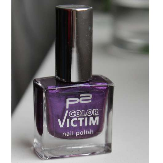 p2 color victim nail polish, Farbe: 880 fancy fairytale