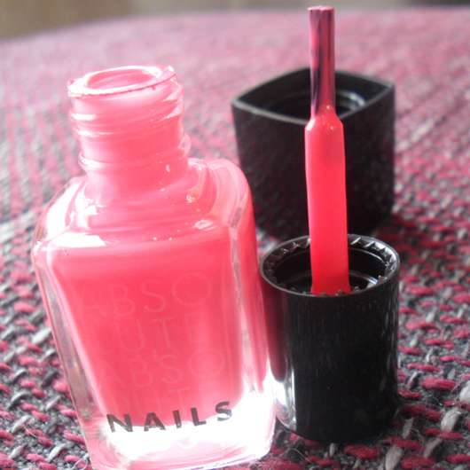 <strong>Absolute Douglas</strong> Absolute Nails Nagellack - Farbe: Pepp'ina 28 (LE)