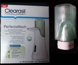 Produktbild zu Clearasil PerfectaWash Automatischer Dosier-Spender