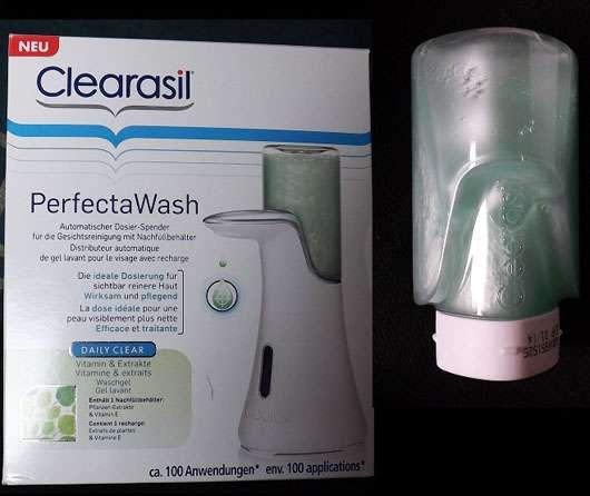 Clearasil PerfectaWash Automatischer Dosier-Spender