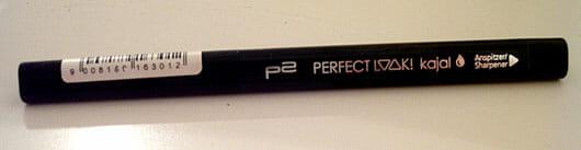 p2 perfect look kajal, Farbe: 010 black