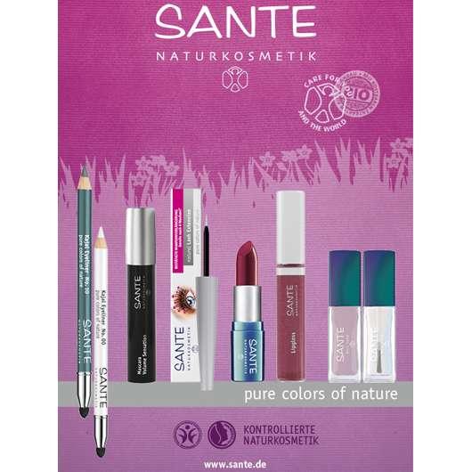 SANTE Make Up Styling-Sets – exklusiv für Blogger