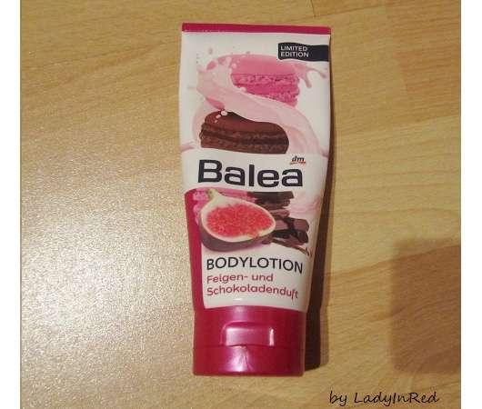 Balea Bodylotion Feigen- und Schokoladenduft (LE)