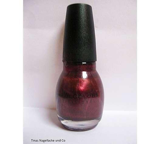 Sinful Colors Nail Polish, Farbe: Merlot 257
