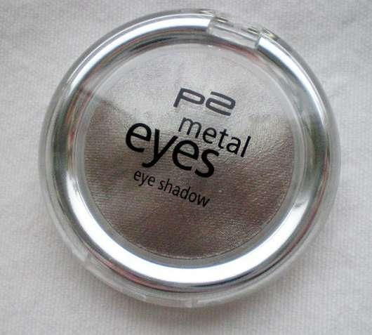 p2 metal eyes eye shadow, Farbe: 020 taupe elephant