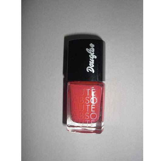 <strong>Absolute Douglas</strong> Absolute Nails Nagellack - Farbe: Carol's Coral 30 (LE)