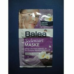 """Produktbild zu Balea Seelenzart Maske """"Verwöhnend"""" (LE)"""