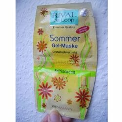 Produktbild zu Rival de Loop Sommer Gel-Maske (LE)