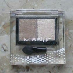 Produktbild zu Misslyn High Shine Duo Eyeshadow – Farbe: 271 enchanting eyes