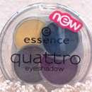 essence quattro eyeshadow, Farbe: 03 vamp it up