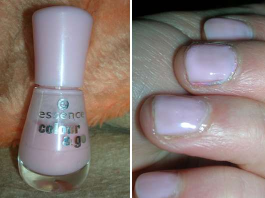 essence colour & go nail polish, Farbe: 104 sweet as candy