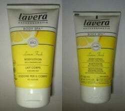 Produktbild zu lavera BODY SPA Lemon Fresh Bodylotion (Bio-Zitrusfrüchte)