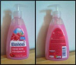 Produktbild zu Balea Creme Seife Himbeere (LE)