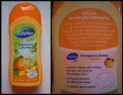 Produktbild zu Bübchen Kids Shampoo & Shower Apricot