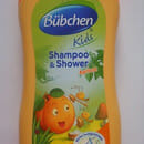 Bübchen Kids Shampoo & Shower Apricot