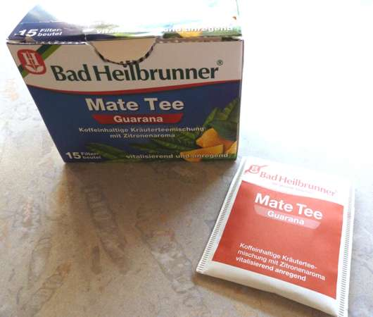 Bad Heilbrunner Mate Tee Guarana