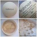 Arabesque Mineral Foundation, Nuance: 10 Vanilla