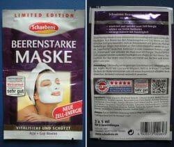 Produktbild zu Schaebens Beerenstarke Maske (LE)