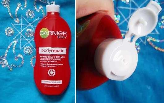 Garnier bodyrepair Reparierende Creme-Milk