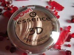 Produktbild zu essence 3D eyeshadow – Farbe: 04 irresistible caramel cream