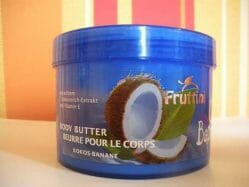 Produktbild zu Fruttini Coco Banana Body Butter