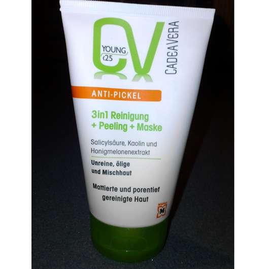 <strong>CV CadeaVera Young <25</strong> Anti-Pickel 3in1 Reinigung + Peeling + Maske