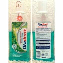 Produktbild zu Diadent Kariesschutz aktiv Mundspülung