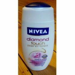Produktbild zu NIVEA Diamond Touch Creme Öl Dusche