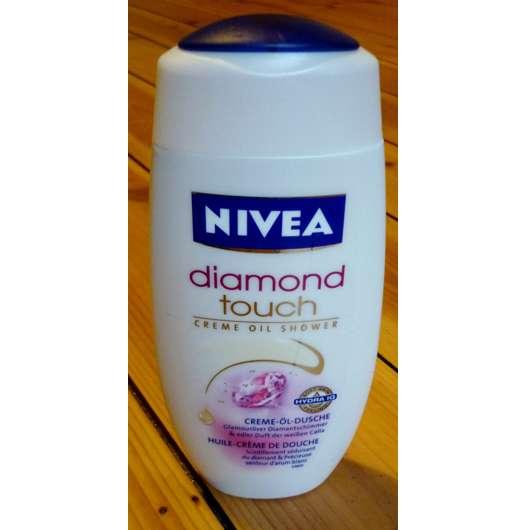 NIVEA Diamond Touch Creme Öl Dusche
