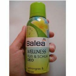 Produktbild zu Balea Wellness Fuß & Schuh Deo
