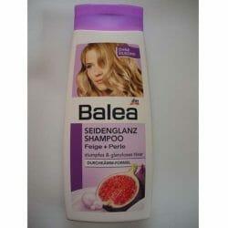Produktbild zu Balea Seidenglanz Shampoo Feige + Perle