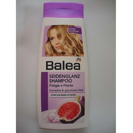 Balea Seidenglanz Shampoo Feige + Perle
