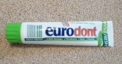Produktbild zu eurodont Mint Fresh Zahncreme