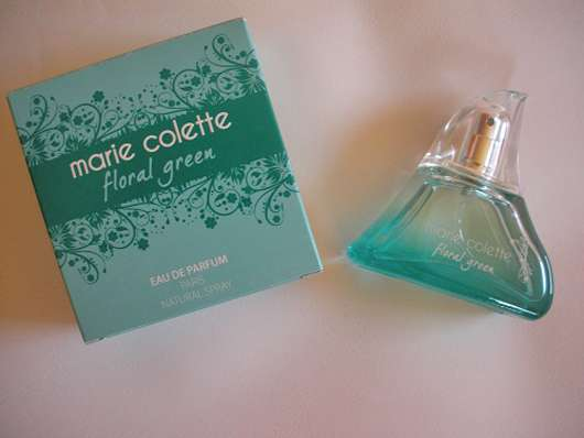 Marie Colette Floral Green EdP