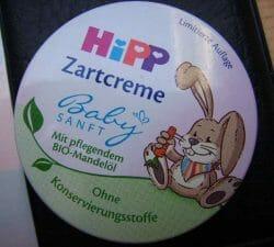 Produktbild zu HiPP Babysanft Zartcreme
